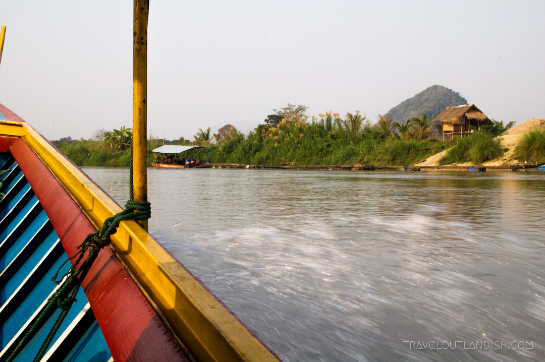 Fun Things to do in Chiang Mai - Longtail Boat Ride