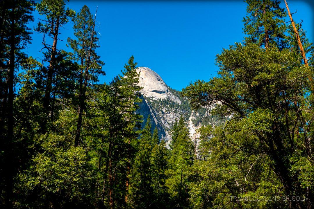 A Peek at a Peak