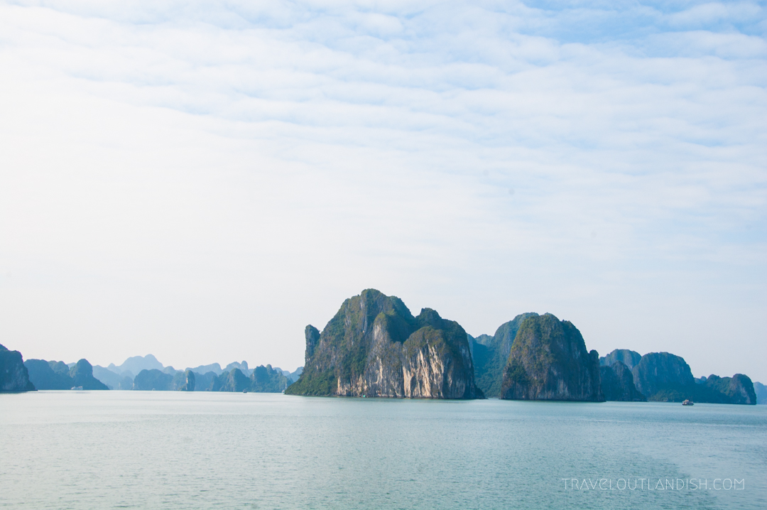 Halong Bay - The Karsts of Halong Bay