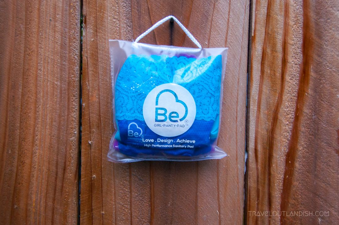Be Girl Panties Packaging