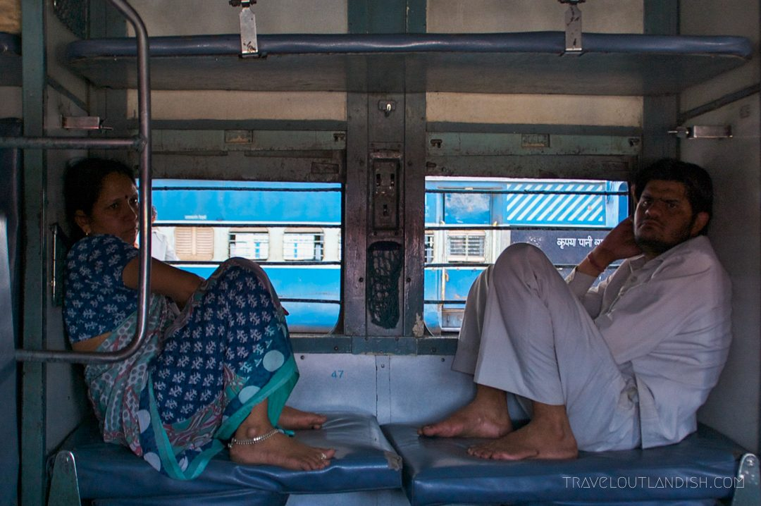 Train Travel in India