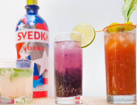 4th of July - Summer Cocktail Recipes