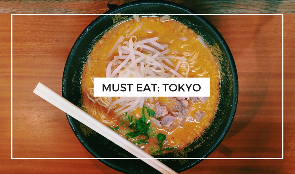 Everything Tokyo - Things to Eat in Tokyo