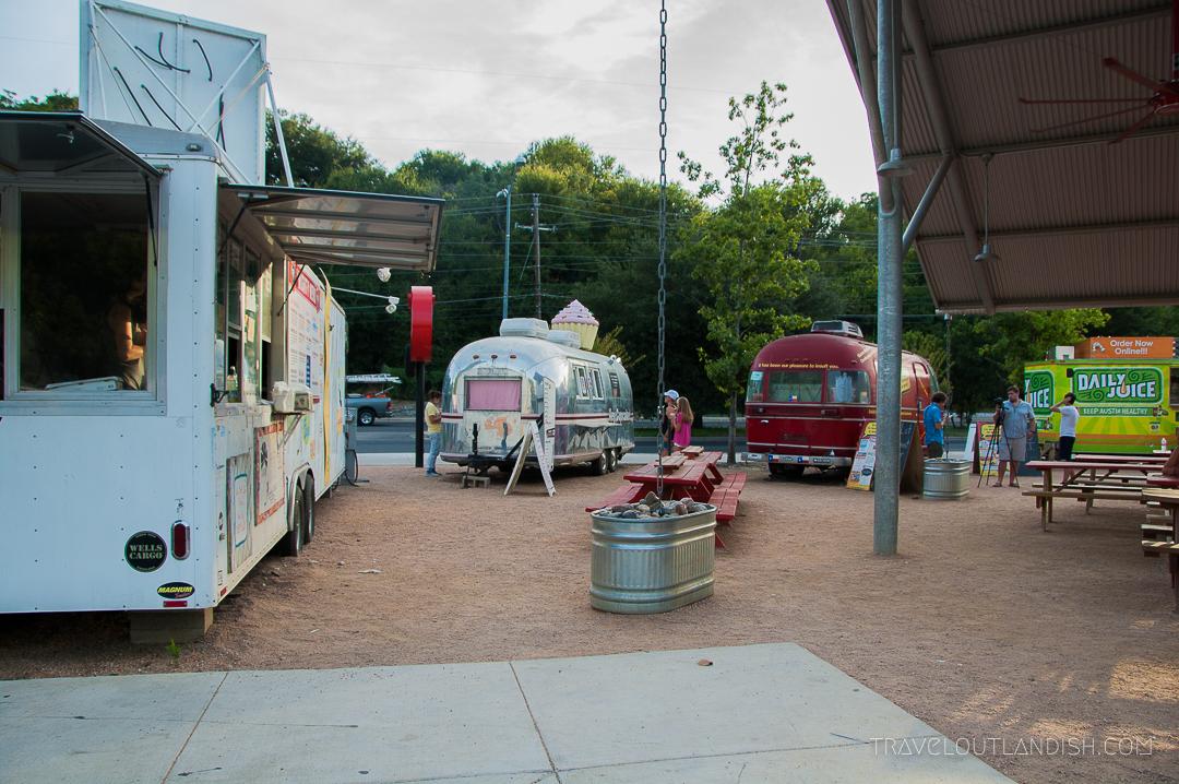 Food Trucks in Austin