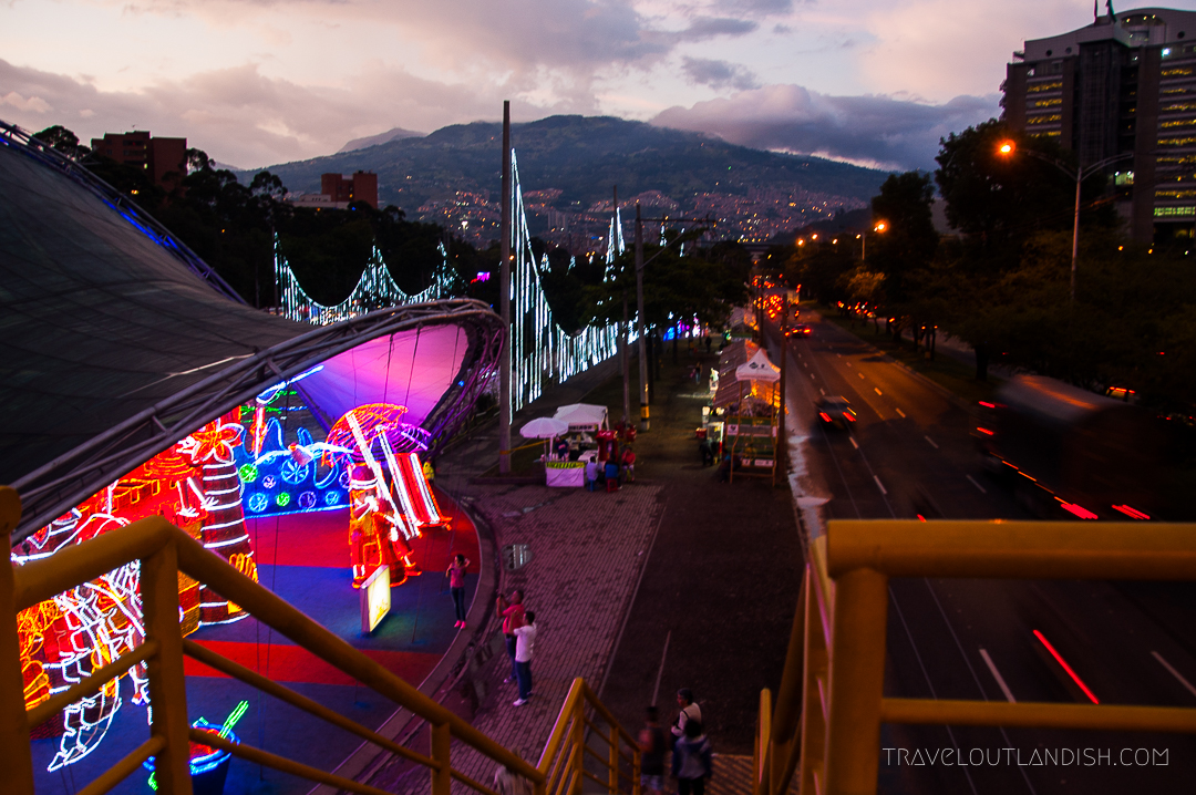 Things to do in Medellín: El Alumbrado