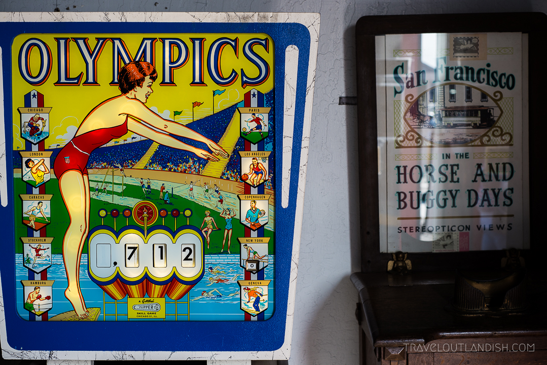More Retro Games at Musee Mecanique