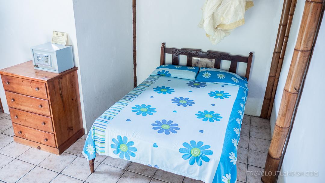 Montañita Cabanas - Beds