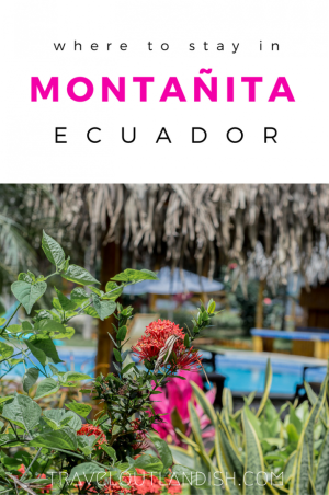 Headed to Montañita? Find your home away from home at the Montañita Cabañas while you study Spanish at the Montañita Spanish School.