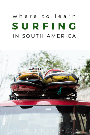 Heading to South America? The dirty details on learning to surf in Montañita, Ecuador.