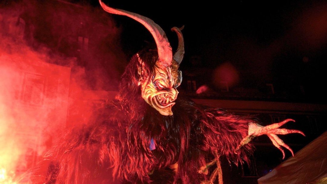 Weird Festivals in 2019 - Krampusnacht