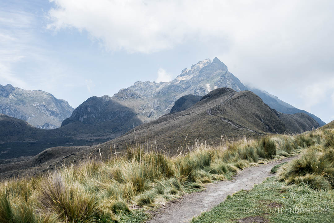 Fun Things to do in Quito - Rucu Pichincha