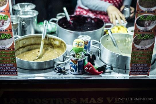 Food Tour in Lima with Urban Adventures - Mazamorra Morada