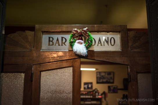 Food Tour in Lima with Urban Adventures - Bar Cardano