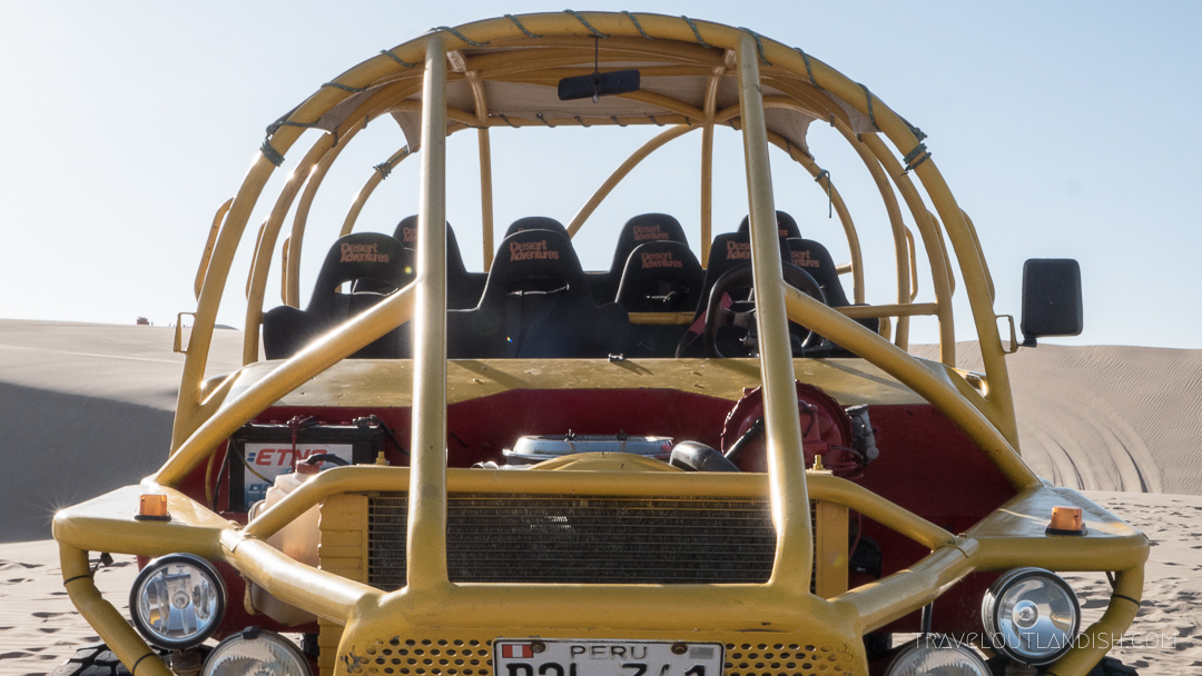 Dune Buggy Tour + Sandboarding Huacachina - Dune Buggy