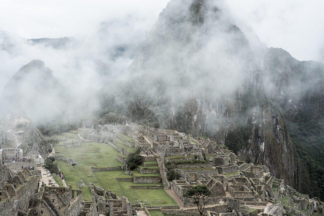 Choquequirao Trek to Machu Picchu without a Guide