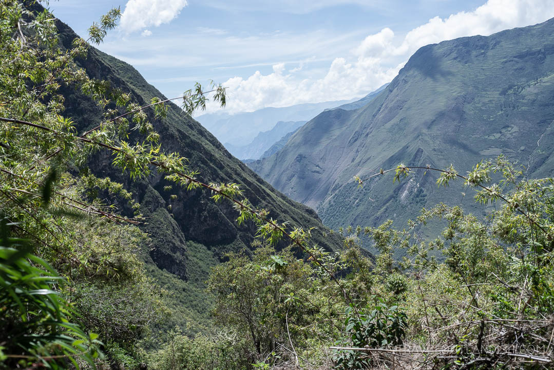 The Choquequirao Trek, Day 3
