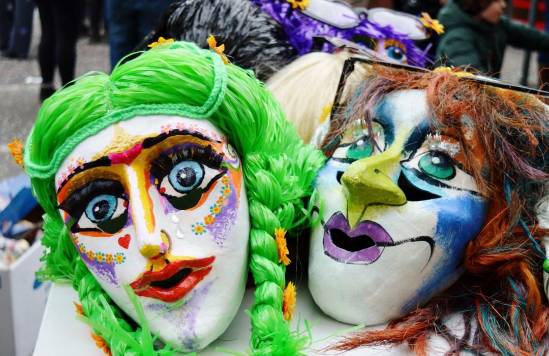 Weird Festivals in 2019 - Basel Fasnacht Festival