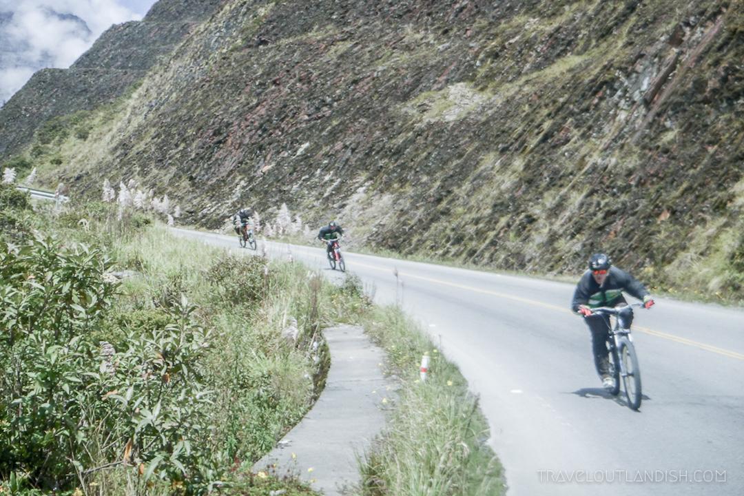 Death Road Bolivia Tours- Along the Death Road