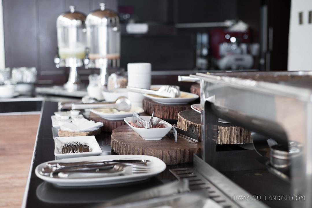 Palacio de Sal - Breakfast Buffet