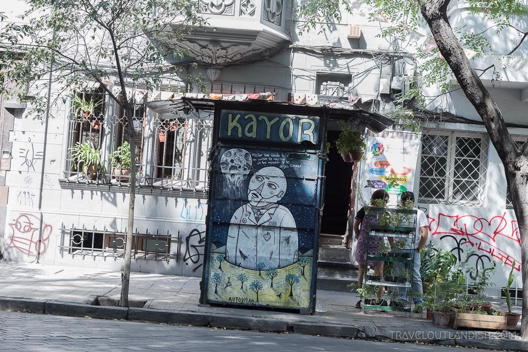 Foto Ruta Santiago Tour - Street Art in Santiago