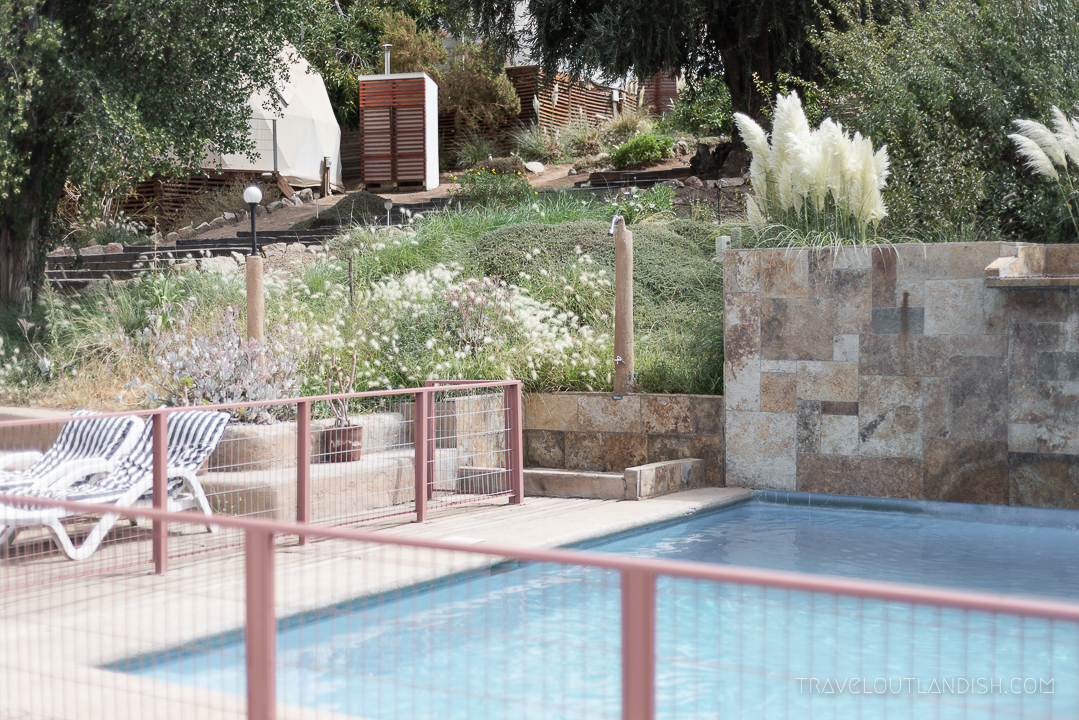 Elqui Domos - Pool