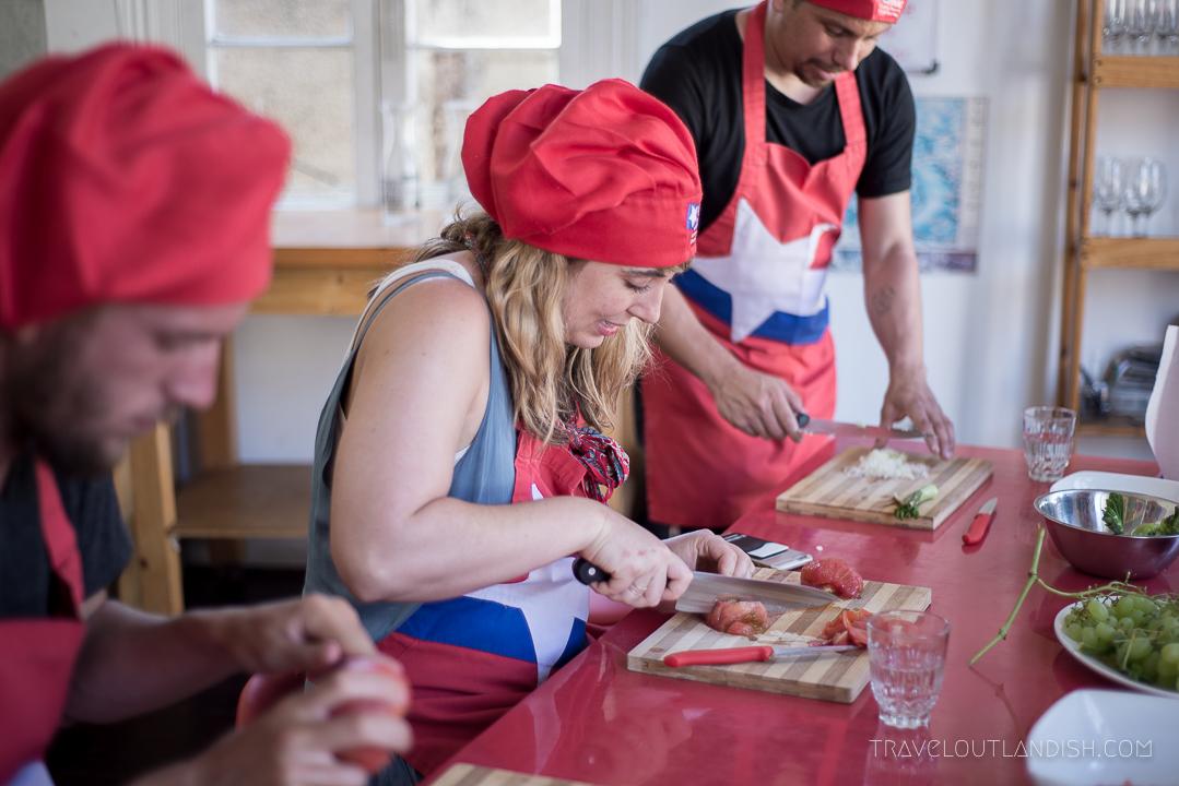 Cooking Class Valparaiso - Ally Cooking