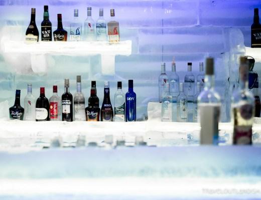 Ice Bar Argentina - Drinks