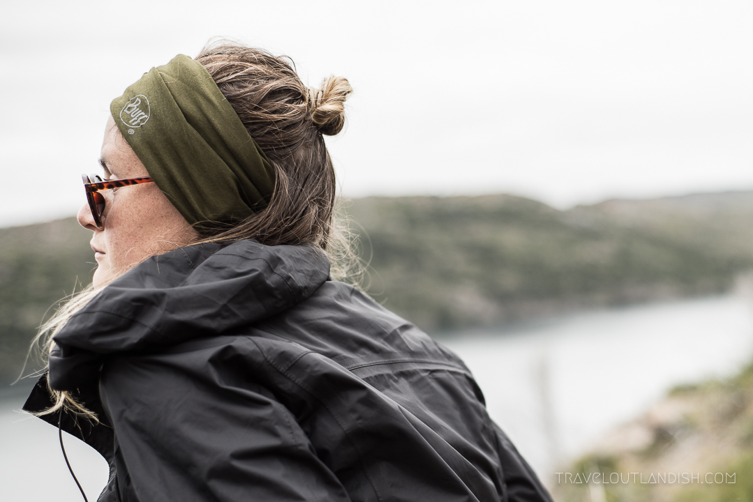 Buff Headwear - Headband at Torres del Paine