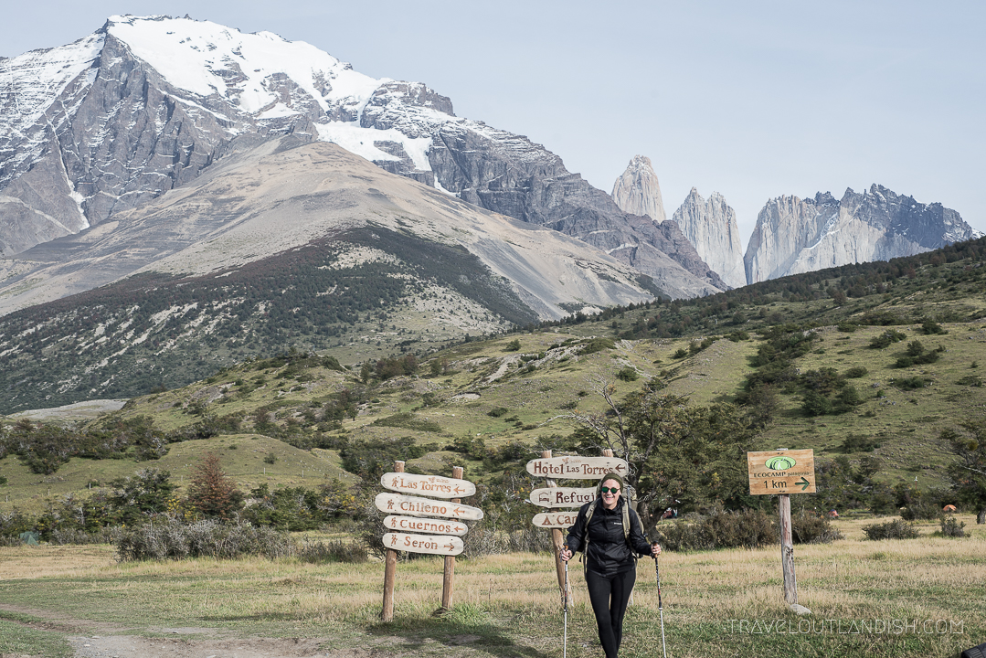 Torres del Paine - Rental Gear