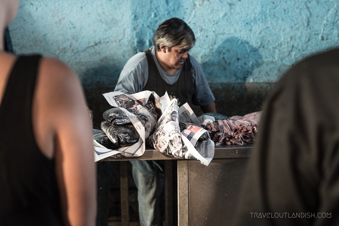 Photos of Chile - Fish Market