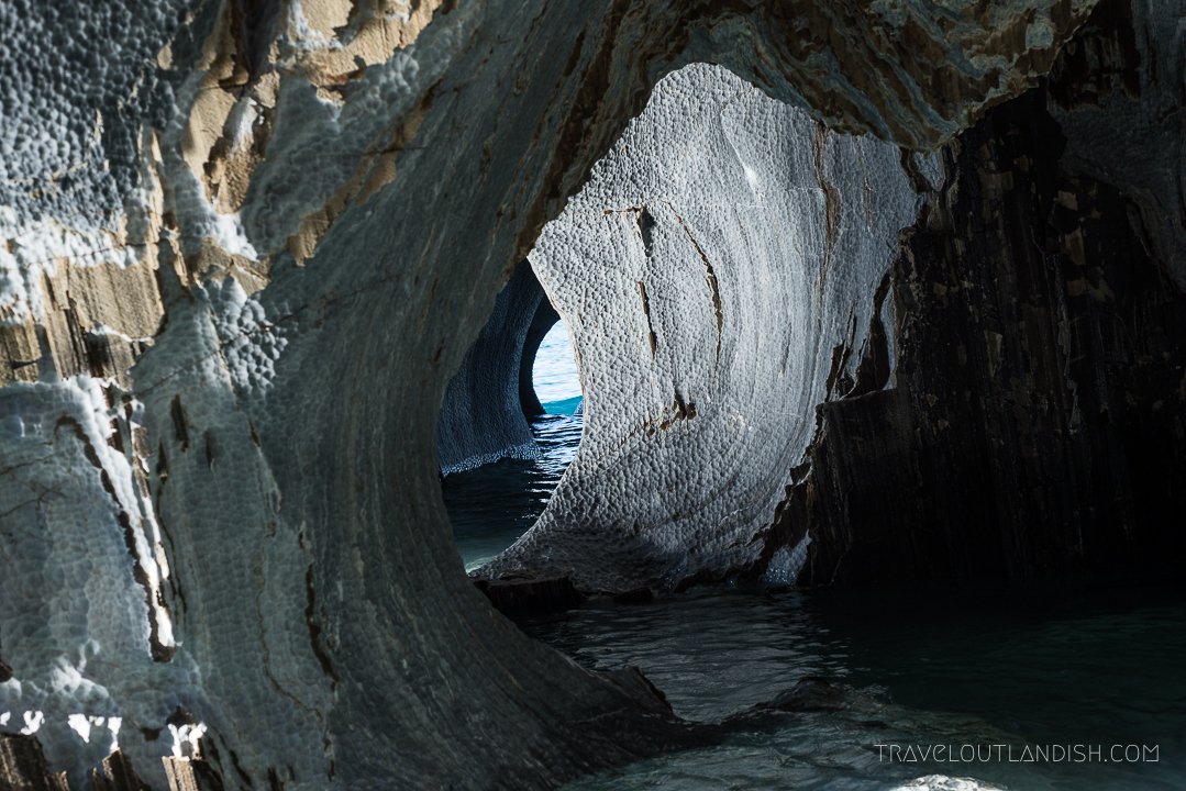 Marble Caves Chile - Rock Formations in the Caves