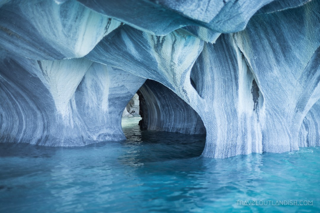 Photos of Chile - Marble Caves