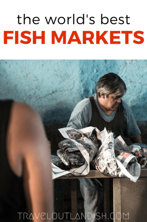 Love fish markets? Check out photos from the world's best fish markets and learn where to find them!