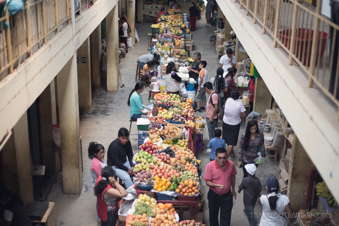 How to Plan a Trip to Peru - Local Market