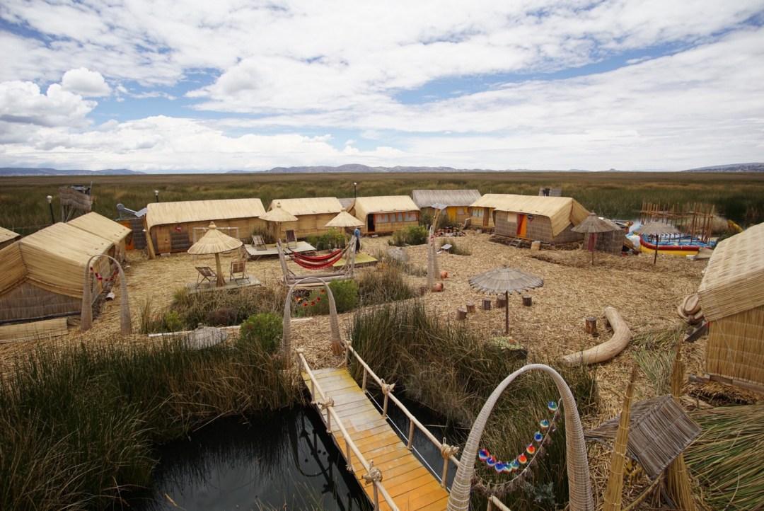 Unusual Hotels in South America - Uros Khantati
