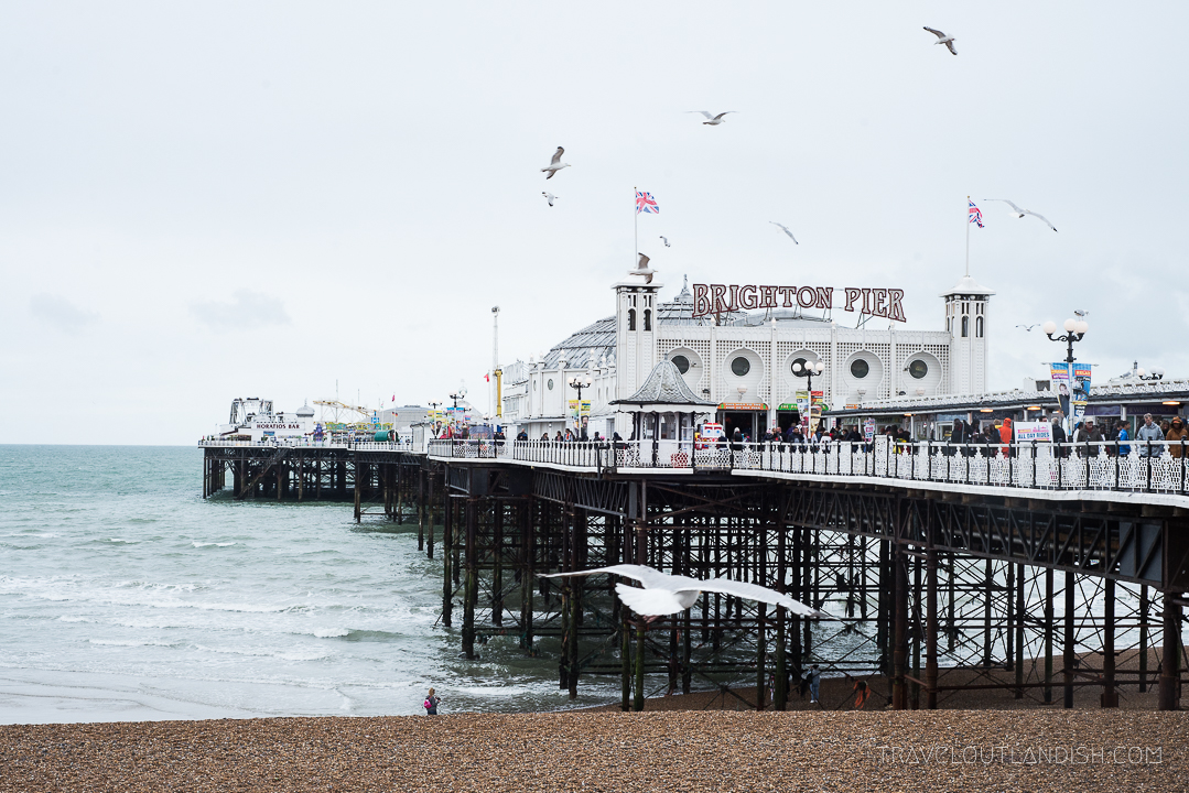 Things to do in Brighton - Brighton Pier