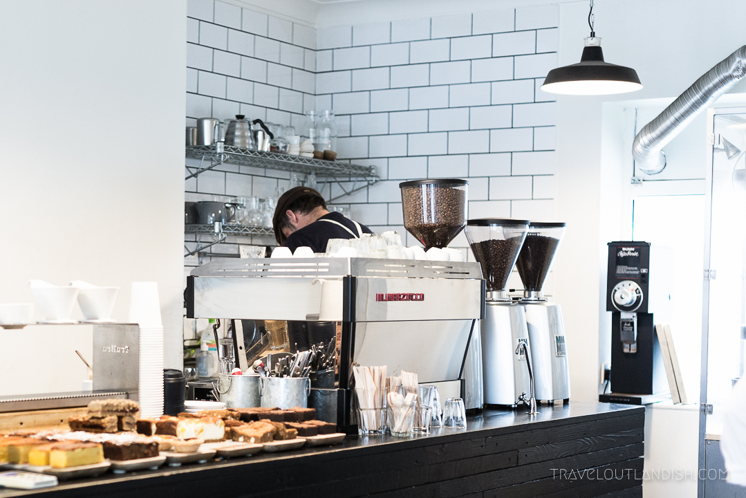 Things to do in Brighton - Coffee Shop