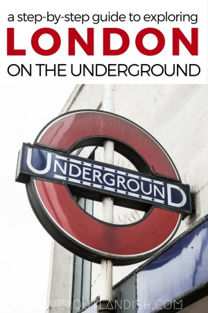 Heading to London? Here are our tips on how to use the London underground with details on everything from buying your Oyster card to tube etiquette.