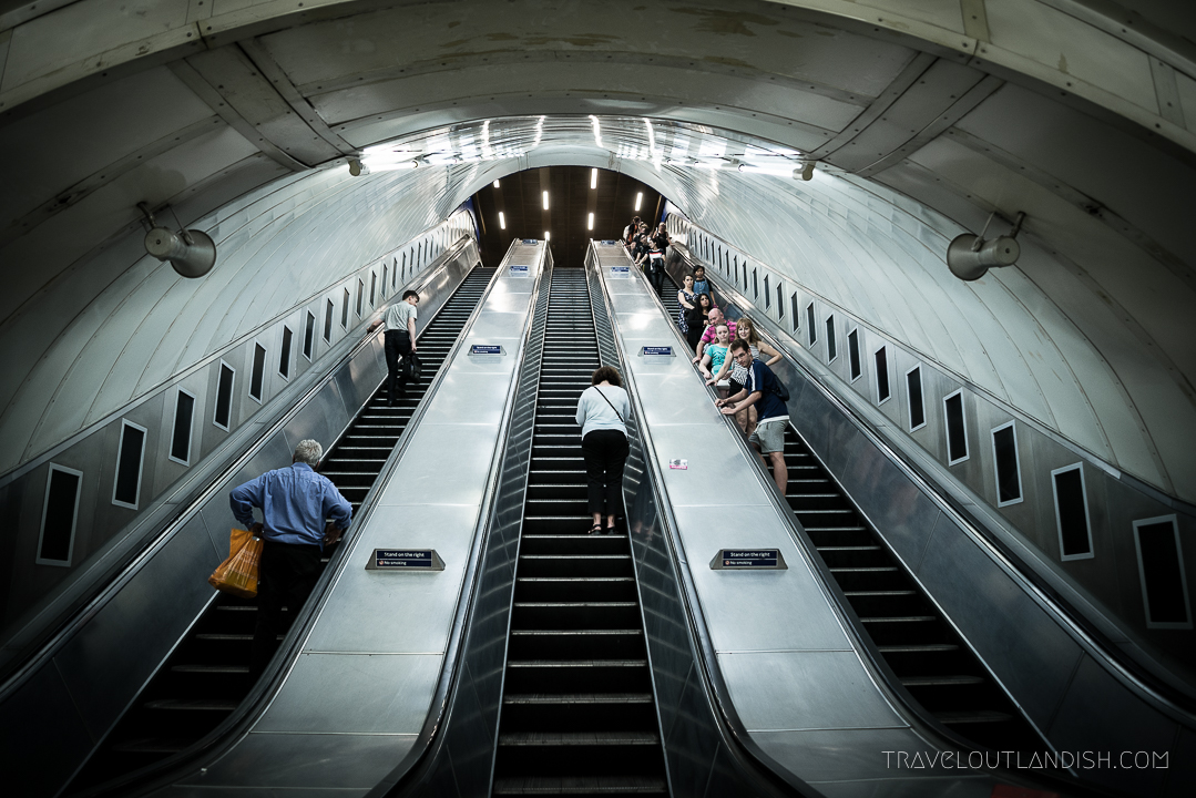 How to Use the London Underground (without Looking like an