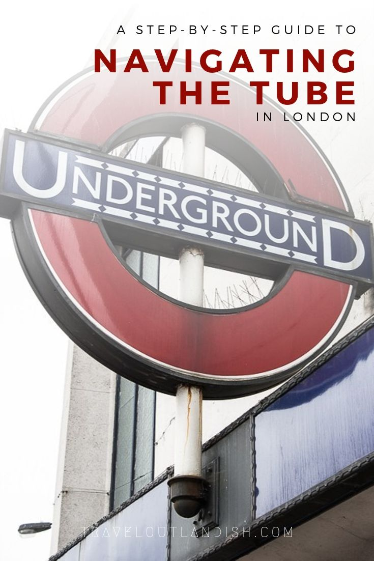 Heading to London? Check out our tips on how to use the London underground with tips on Oyster cards, tube fare, and tube etiquette + London Tube Map. #london #uk