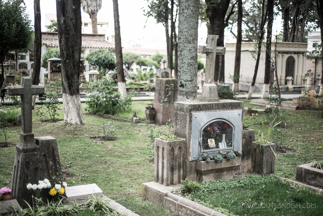 Things to do in Sucre - the Sucre General Cemetery