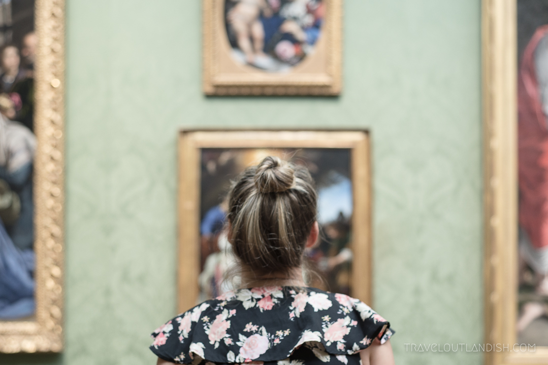 Unique Things to do in London - National Gallery