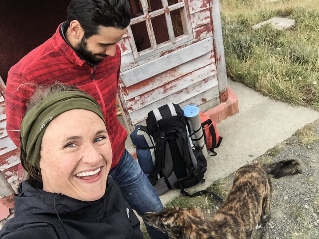 Hitchhiking in Chile - Waiting to Leave Puerto Natales