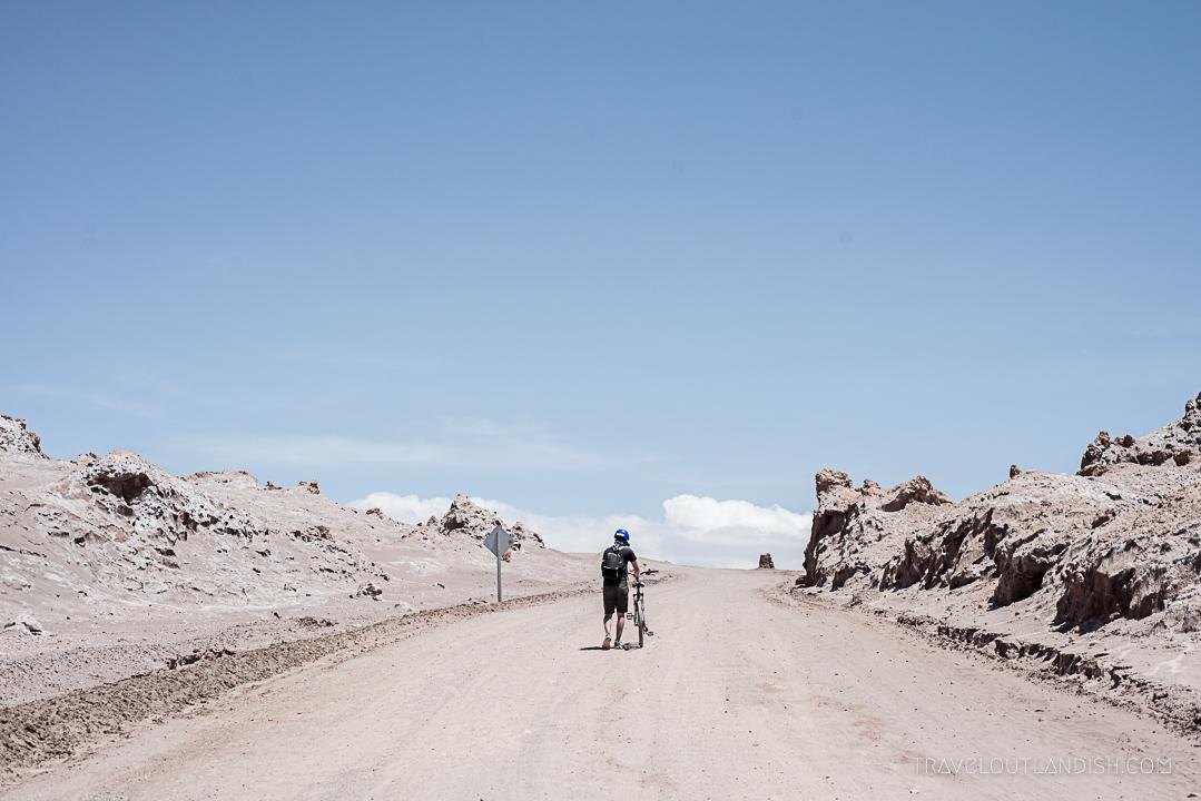 Fun Things to do in Chile - Rent a Bike in San Pedro de Atacama