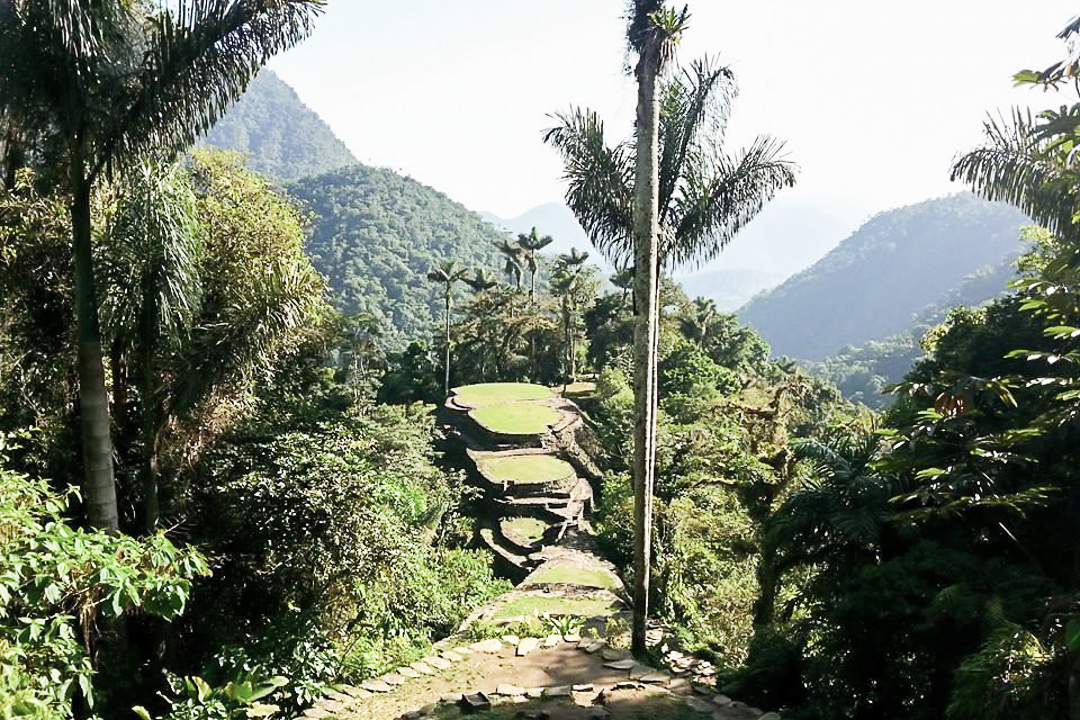 The Lost City Trek in Colombia