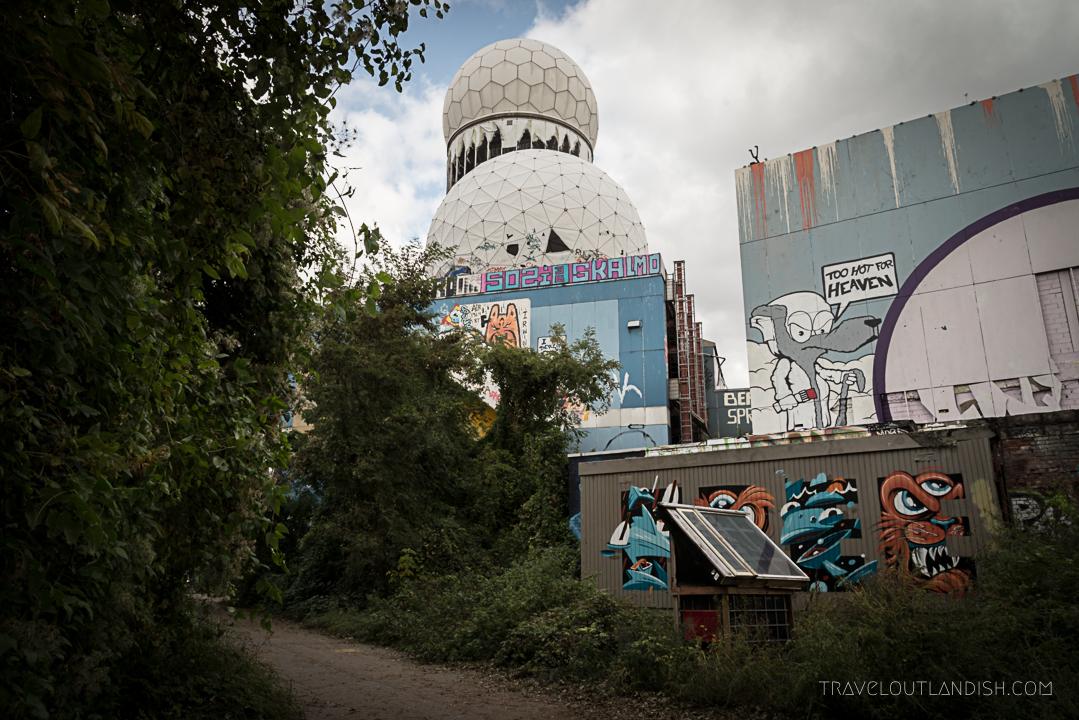 Urban Exploring Berlin - Teufelsberg