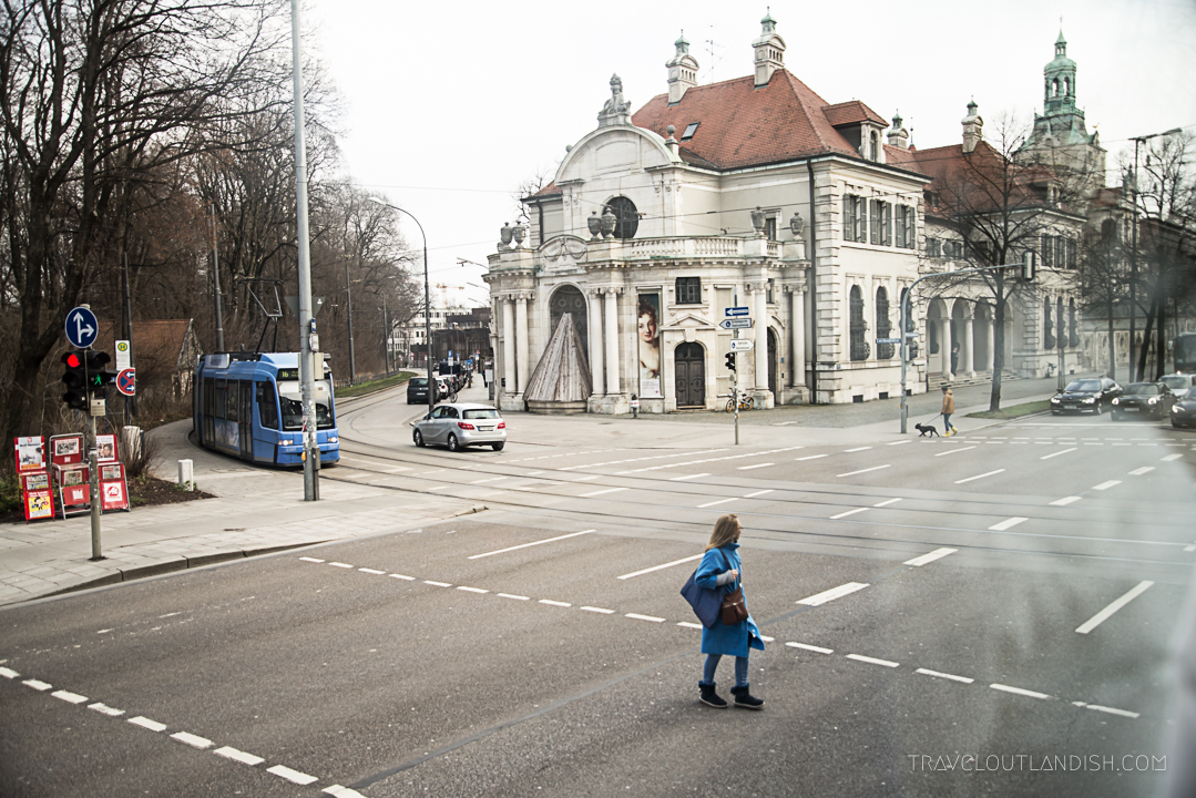 Munich Sightseeing Bus - Street Photograpy