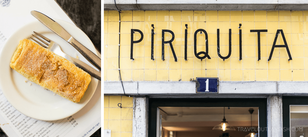 Restaurants in Sintra - Piriquita