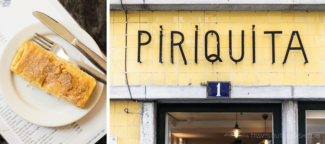 Restaurants in Sintra - Piriquita