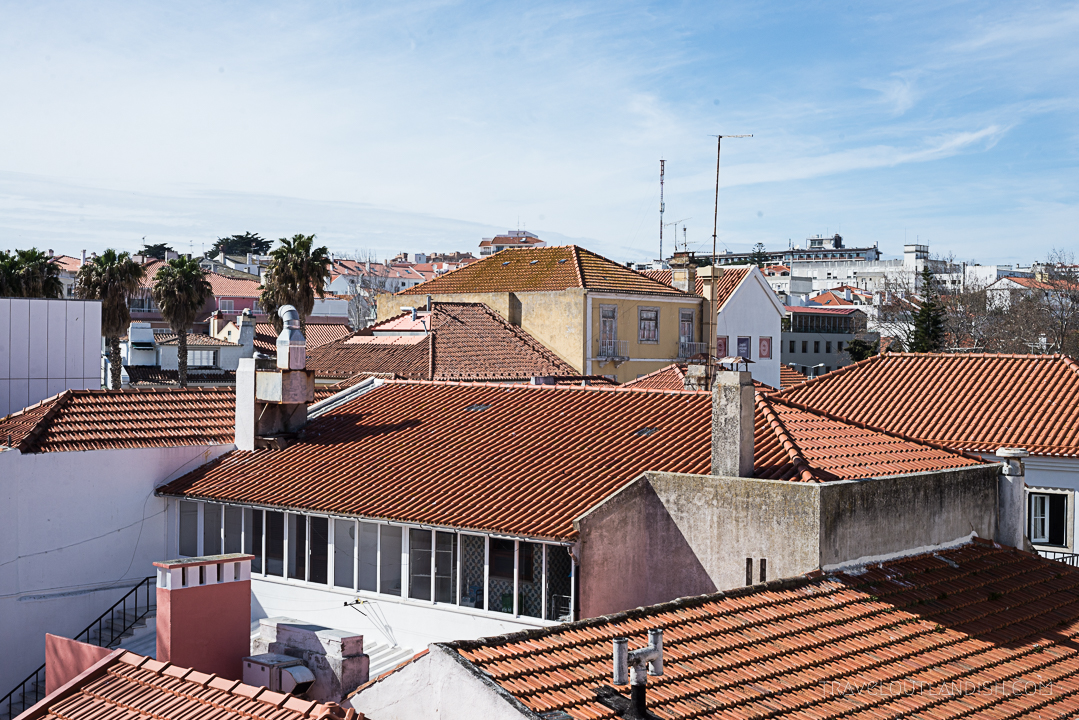 Street Photography - Rooftops of Cascais